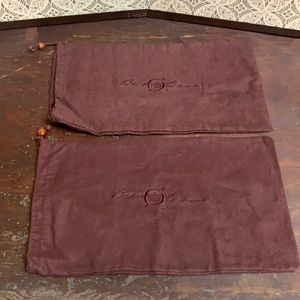 Barn and Crown Dust Bags for Shoes
